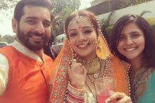 Wedding bells for Megha and Sidhant, AGAIN!