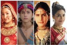 #Stylebuzz: The Grandeur of Jewelry in Historical TV Shows!!
