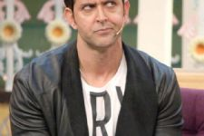 When Hrithik Roshan sported his COMPLETE BEST on The Kapil Sharma Show!!