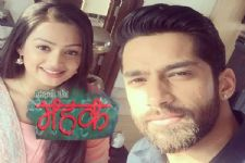 Karan Vohra and Samiksha Jaiswal aka Shaurya-Mehek have something SPECIAL to tell the fans!