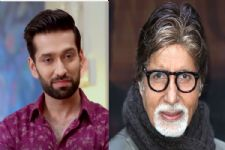 When Nakuul Mehta was left HUMBLED by a 'gesture' from the legend - Amitabh Bachchan!