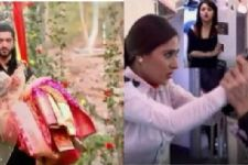 Gauri enters the Oberoi Mansion as Omkara's wife; Soumya to get shot in Dil Bole Oberoi!