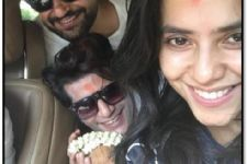 When Ekta Kapoor, Karanvir Bohra and Parag Tyagi took off on a spiritual spree...