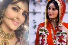 Big Boss 9 contestant Mandana Karimi's 'Wedding Moments'!