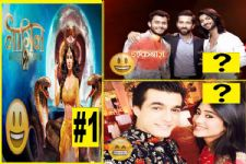 #TRPToppers: 'Ishqbaaaz' and 'Yeh Rishta..' make HISTORY; 'Shakti..' slumps considerably!