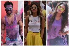 #Stylebuzz: Sneak Peek Into Ekta Kapoor's Stylish Holi Bash