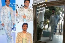 #Stylebuzz: When Nakuul Mehta Pulled Off A Ranveer Singh Inspired Suit!
