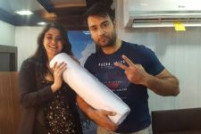 I am overwhelmed by the fan's initiative - Vivian Dsena