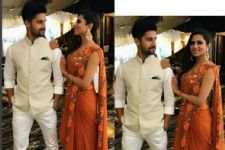 #Stylebuzz: Ravi Dubey And Sargun Mehta Give Us Traditional Couple Style Goals
