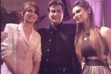 #Stylebuzz: Mouni Roy and Sriti Jha turn heads at Bollywood veteran, Jeetendra's birthday bash!