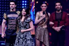 #Stylebuzz: Sizzling Glamour From The Upcoming Episode Of 'Nach Baliye 8'!
