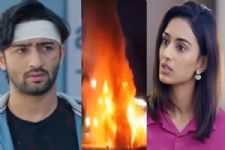 OMG! What led to the 'Kuch Rang Pyar Ke Aise Bhi' cast and crew learn FIRE TRAINING?