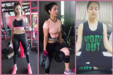 #Stylebuzz: These Celebrities Have An Apt Monday Motivation For The Gym