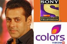 It's Colors V/S Sony TV for Salman Khan?