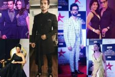 #Stylebuzz: Star Parivaar Awards 2017 Was A Stylish Star Studded Affair!