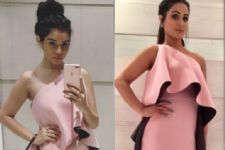 When Sukirti Khandpal decided to go the Hina Khan Way!