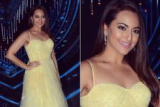 #Stylebuzz: Sonakshi Sinha Channels Her Inner Princess For The Upcoming Episode Of 'Nach Baliye 8'