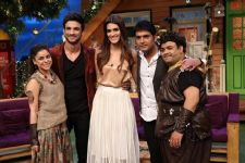 Sushant Singh Rajput and Kriti Sanon talk about their struggling days on 'The Kapil Sharma Show'