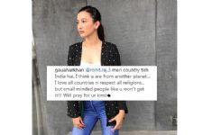 Gauahar Khan had the coolest response to SHUT DOWN a hater who called her a Pakistani!
