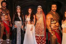 Madhurima Tuli and Vishal Aaditya Singh talk about Chandrakanta and the pressure to do well!