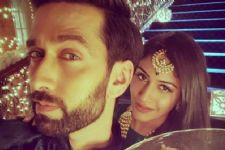 When Surbhi Chandna and Nakuul Mehta felt STRANGE on watching their own scene!