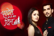 And it's a WRAP for 'Pardes Mein Hai Mera Dil'