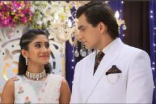 #Stylebuzz: Shivangi Joshi And Mohsin Khan's Winning White Looks For 'Yeh Rishta Kya Kehlata Hai'