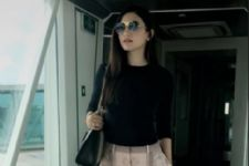 #AirportStyle: Check-Out Gauahar Khan's Smart Yet Chic Airport Look!