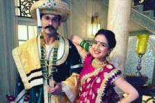 #Stylebuzz: Jasmin Bhasin And Siddharth Shukla's Bajirao Mastani Looks Were Spot-On!...