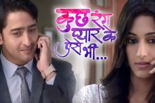 Dev and Sonakshi to THROW Vicky out of the house in 'Kuch Rang Pyar Ke Aise Bhi'?