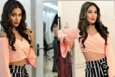 #Stylebuzz: Hina Khan's Latest Outfit Deserves Just Two Words - Classy and Classy!