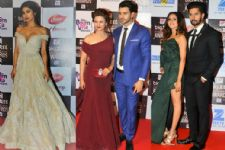 #Stylebuzz: All The Best Dressed Television Celebrities From Big Zee Awards 2017