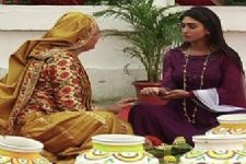 Naira ruins Keerti's Shuddhikaran pooja; fights with Bua Dadi!