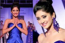 #Stylebuzz: Shivangi Joshi Walked The Ramp And We Have Our Opinions Divided!