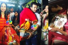 #GaneshChaturthi: TV actors welcome Lord Ganpati with celebrations and cheer!
