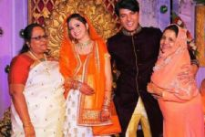 #CheckItOut: Pictures form Anas Rashid - Heena Iqbal's pre-wedding rituals!