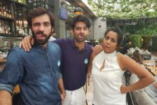 When Barun Sobti turned chef for his film cast!