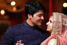 #CheckItOut: Anas Rashid and Heena Iqbal's reception clicks!