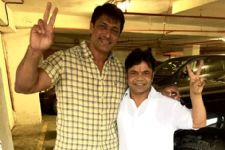 Salil Anokla's special wishes to Rajpal Yadav for his upcoming film!