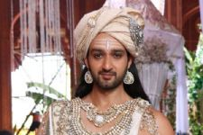 Sourabh Raaj Jain gets a thumbs up for his Chandrashekar look