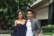 #Stylebuzz: Sanaya Irani And Mohit Sehgal Are Here To Beguile You With Their Style Statements!
