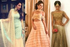 #Stylebuzz: This Diwali, Dazzle In The Glory Of A Lehenga-Choli