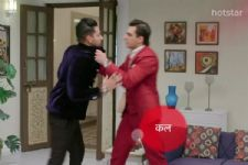 Kartik ATTACKS Naksh at the latter's reception ceremony in 'Yeh Rishta...'