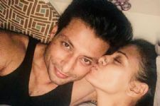 Indraneil-Barkha give RELATIONSHIP GOALS in this adorable then & now image