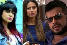 #BB11: Kishwer Merchantt and Karan Patel LASH OUT at Hina Khan