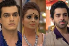 Kartik-Suwarna-Aryan CONFRONTATION coming up next in 'Yeh Rishta Kya Kehlata Hai'