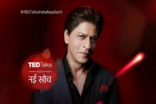 #TedTalks: Here's why you should watch the show according to Shah Rukh Khan