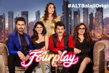 Check out: Here's the first look of ALTBalaji's new web series FOURPLAY
