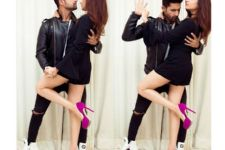 Ravi Dubey and Sargun Mehta's anniversary pictures are couple goals
