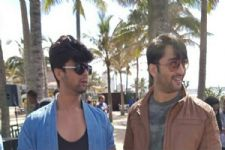 CheckOut: The hidden BROMANCE between Kushal Tandon & Shaheer Sheikh..